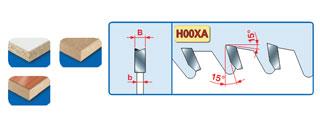 LSA НM – Пилы для форматного пиления пакета панелей